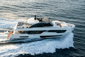 Ocean Alexander 90R Model Spec 249137