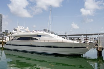 Neama 0 Neama 1996 AZIMUT YACHTS 78 Ultra Motoryacht Motor Yacht Yacht MLS #249139 0