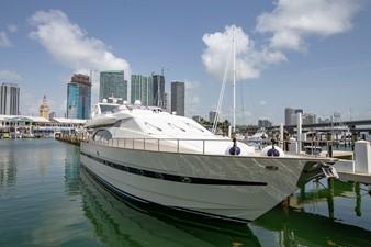 Neama 1 Neama 1996 AZIMUT YACHTS 78 Ultra Motoryacht Motor Yacht Yacht MLS #249139 1