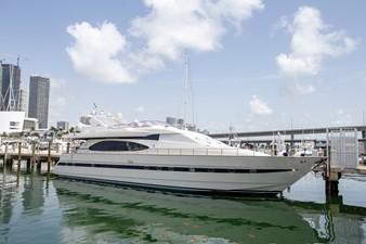 Neama 2 Neama 1996 AZIMUT YACHTS 78 Ultra Motoryacht Motor Yacht Yacht MLS #249139 2