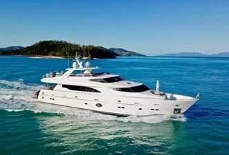 Euphoria 1 Euphoria 2012 HORIZON RP97 Motor Yacht Motor Yacht Yacht MLS #249235 1