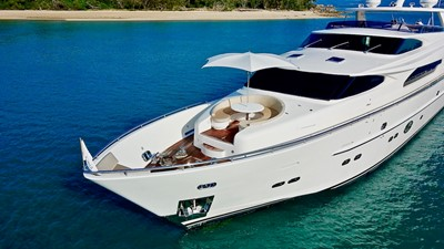 Euphoria 4 Euphoria 2012 HORIZON RP97 Motor Yacht Motor Yacht Yacht MLS #249235 4