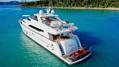 Euphoria 5 Euphoria 2012 HORIZON RP97 Motor Yacht Motor Yacht Yacht MLS #249235 5