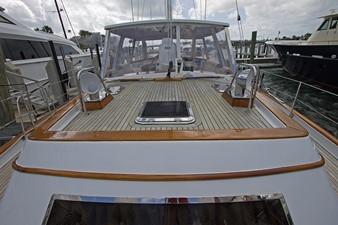 EAGLES NEST 7 EAGLES NEST 1986 GULFSTAR Enclosed Cockpit Center Cockpit Yacht MLS #248229 7