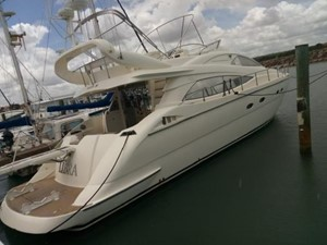 Libra  1 Libra  2005 AICON YACHTS  Motor Yacht Yacht MLS #249384 1