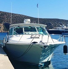 TURQUOISE 9 Bow