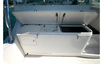 Cockpit Freezer and Prep Station
