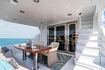 Wine and Roses 4 Wine and Roses 2006 HATTERAS 64 Motor Yacht Motor Yacht Yacht MLS #249406 4