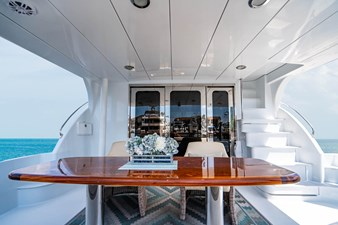 Wine and Roses 6 Wine and Roses 2006 HATTERAS 64 Motor Yacht Motor Yacht Yacht MLS #249406 6