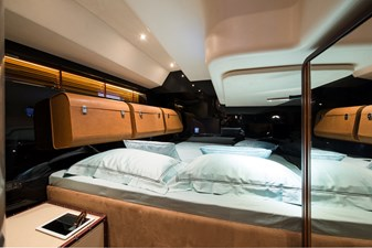 double cabin starboard side
