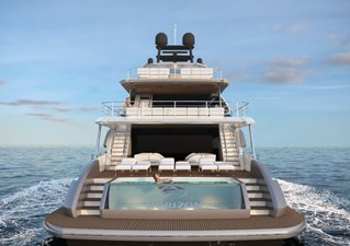 FD125 (New Boat Spec)  6 8-FD125-beach-style open aftdeck with pool teaser renderings