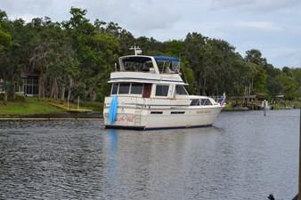 MAE AS WELL 1 MAE AS WELL 1985 CHRIS-CRAFT 500 Constellation Motor Yacht Motor Yacht Yacht MLS #249603 1