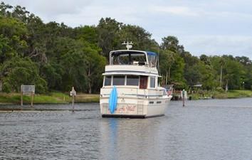 MAE AS WELL 2 MAE AS WELL 1985 CHRIS-CRAFT 500 Constellation Motor Yacht Motor Yacht Yacht MLS #249603 2