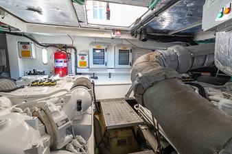 LONG WAY ROUND 30 Engine Room