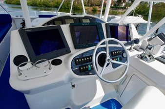 Helm to Starboard