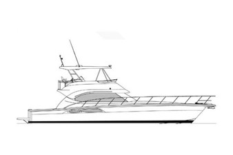 51 Riviera Profile Drawing