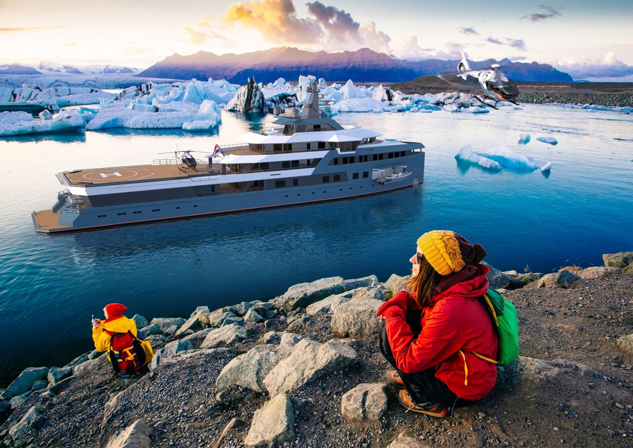 SeaXplorer 75 yacht for sale