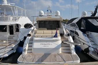 Avatiu 3 Avatiu 2010 PRINCESS YACHTS V Cruising Yacht Yacht MLS #249766 3