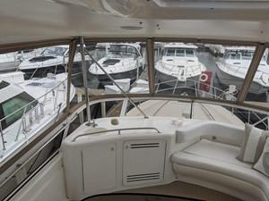 CARPE LACUM 5 CARPE LACUM 1998 SEA RAY 480 Sedan Bridge Motor Yacht Yacht MLS #249787 5