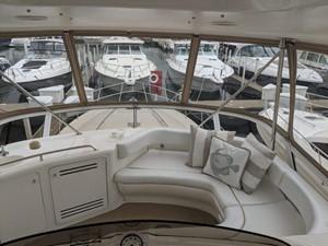 CARPE LACUM 6 CARPE LACUM 1998 SEA RAY 480 Sedan Bridge Motor Yacht Yacht MLS #249787 6