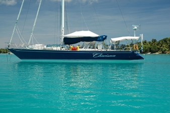 CHARISMA II 1 CHARISMA II 1975 MINNEFORD YACHT YARD  Cruising Sailboat Yacht MLS #249801 1