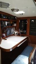 CHARISMA II 2 CHARISMA II 1975 MINNEFORD YACHT YARD  Cruising Sailboat Yacht MLS #249801 2