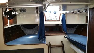 CHARISMA II 3 CHARISMA II 1975 MINNEFORD YACHT YARD  Cruising Sailboat Yacht MLS #249801 3