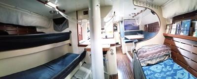 CHARISMA II 5 CHARISMA II 1975 MINNEFORD YACHT YARD  Cruising Sailboat Yacht MLS #249801 5
