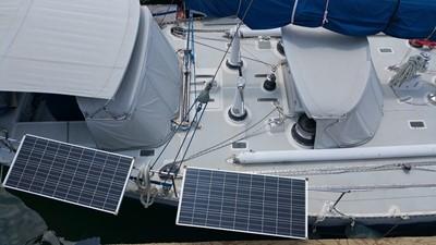 CHARISMA II 7 CHARISMA II 1975 MINNEFORD YACHT YARD  Cruising Sailboat Yacht MLS #249801 7