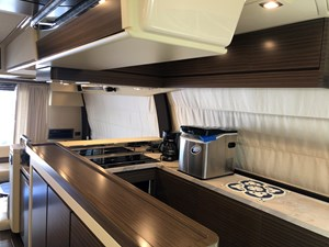 2015 64 Azimut Fly 21 Galley