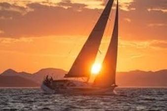 Under Sail Sunset