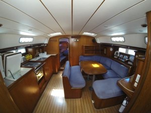 46ft 1997 Beneteau 461 4 46ft 1997 Beneteau 461 1997 BENETEAU 461 Cruising/Racing Sailboat Yacht MLS #250001 4
