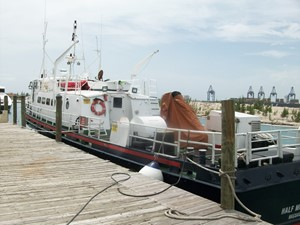 No Name Half Moon Clipper 1 No Name Half Moon Clipper 1974 CAMCRAFT Crewboat Motor Yacht Yacht MLS #250125 1