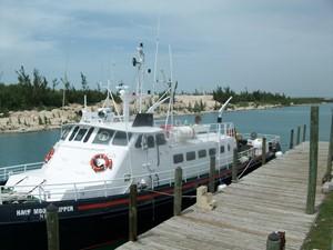 No Name Half Moon Clipper 2 No Name Half Moon Clipper 1974 CAMCRAFT Crewboat Motor Yacht Yacht MLS #250125 2