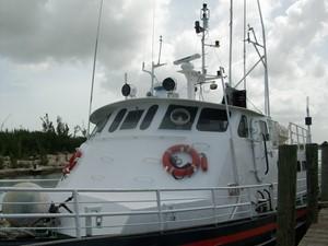 No Name Half Moon Clipper 3 No Name Half Moon Clipper 1974 CAMCRAFT Crewboat Motor Yacht Yacht MLS #250125 3