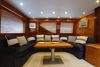 AMORE MIO 1 2 AMORE MIO 1 2002 HATTERAS  Sport Fisherman Yacht MLS #250355 2