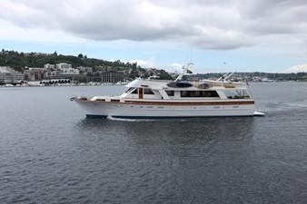Golden Eagle 1 Golden Eagle 1984 MCQUEEN  Motor Yacht Yacht MLS #250358 1
