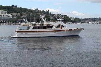 Golden Eagle 0 Golden Eagle 1984 MCQUEEN  Motor Yacht Yacht MLS #250358 0