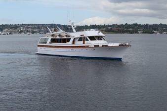 Golden Eagle 2 Golden Eagle 1984 MCQUEEN  Motor Yacht Yacht MLS #250358 2