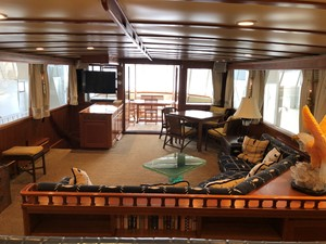 Golden Eagle 7 Golden Eagle 1984 MCQUEEN  Motor Yacht Yacht MLS #250358 7