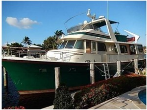 EMERALD LADY 2 EMERALD LADY 1976 HATTERAS LRC 58 Motor Yacht Yacht MLS #250360 2