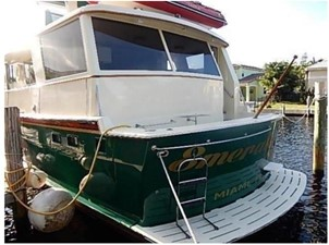 EMERALD LADY 3 EMERALD LADY 1976 HATTERAS LRC 58 Motor Yacht Yacht MLS #250360 3