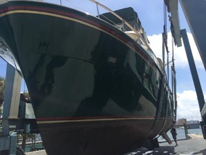 EMERALD LADY 4 EMERALD LADY 1976 HATTERAS LRC 58 Motor Yacht Yacht MLS #250360 4