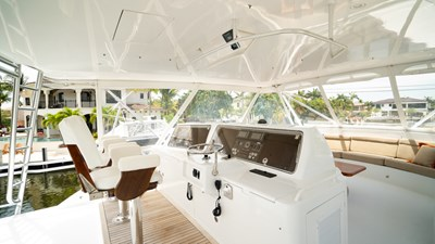 2010 Donzi 80 Convertible - Marlene Sea IV - Flybridge