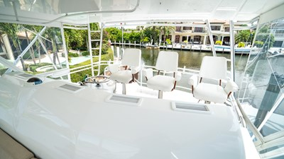 2010 Donzi 80 Convertible - Marlene Sea IV - Flybridge