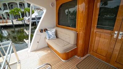 2010 Donzi 80 Convertible - Marlene Sea IV - Cockpit