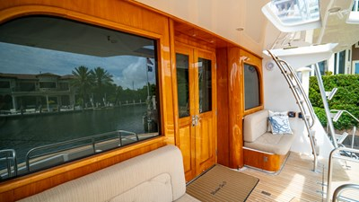 2010 Donzi 80 Convertible - Marlene Sea IV - Cockpit