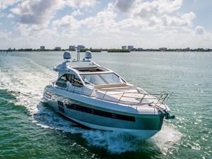 Azimut 55S 7 Azimut 55S 2014 AZIMUT YACHTS  Cruising Yacht Yacht MLS #250433 7