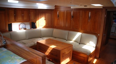 FLY 5 FLY 1991 ELEPHANT BOATYARD Custom Aero-rig Cruiser Cruising/Racing Sailboat Yacht MLS #250470 5