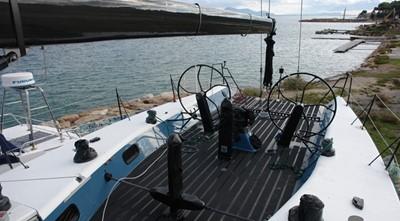FURTIF 2 5 FURTIF 2 2002 DK YACHTS FARR 52 PERFORMANCE Racing Sailboat Yacht MLS #250471 5